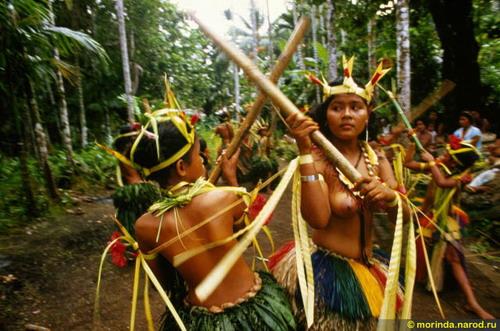Фото голых полинезийцев думаю